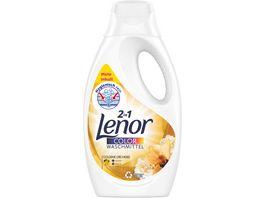 Lenor Waschmittel Fluessig Goldene Orchidee Colorwaschmittel 21 Waschladungen