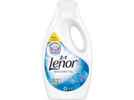 Lenor Waschmittel Fluessig Aprilfrisch 21 Waschladungen