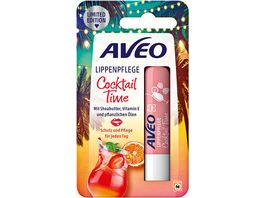 AVEO Lippenpflege Cocktail Time