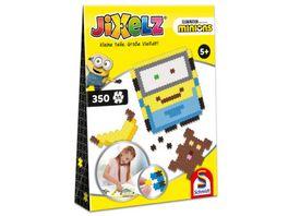 Schmidt Spiele Jixelz Minions 350 Teile