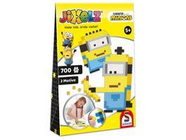 Schmidt Spiele Jixelz Minions 700 Teile