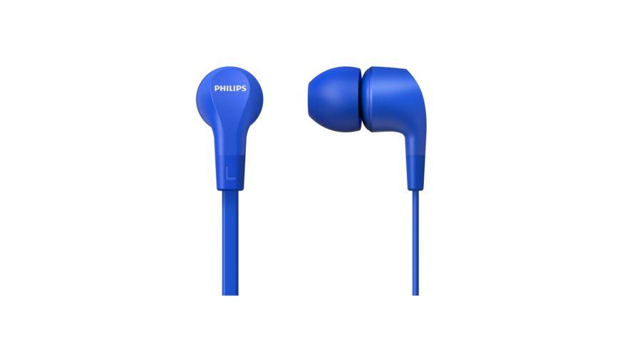 PHILIPS Kopfhörer E1105BL