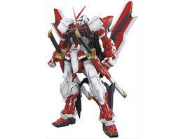 Bandai 1 100 MG GUNDAM ASTRAY RED FRAME REVISE