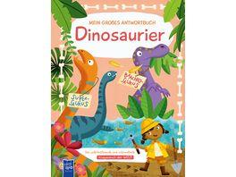 Mein grosses Antwortbuch Dinosaurier