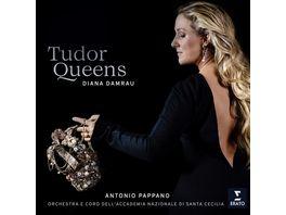 The Tudor Queens