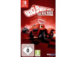 Big Bobby Car The Big Race