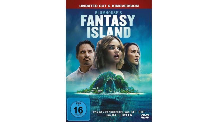 Blumhouse s Fantasy Island Unrated Cut