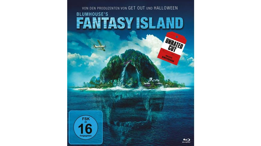 Blumhouse's Fantasy Island - Unrated Cut