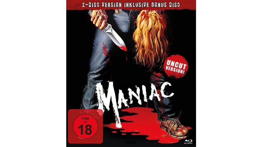 Maniac - Uncut Version  (+ Bonus-BR)