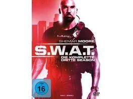 S W A T Die komplette dritte Season 6 DVDs