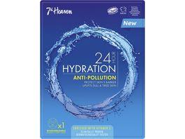 7th Heaven 24 Hour Hydration Anti Polution Mask