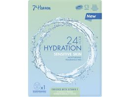 7th Heaven 24 Hour Hydration Sensitive Skin Mask