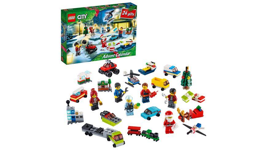 LEGO City 60268 Adventskalender