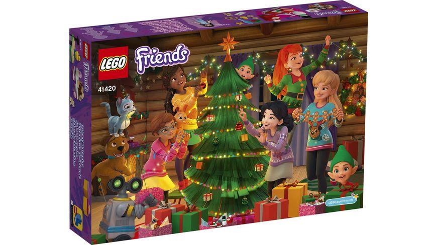 LEGO Friends 41420 Adventskalender