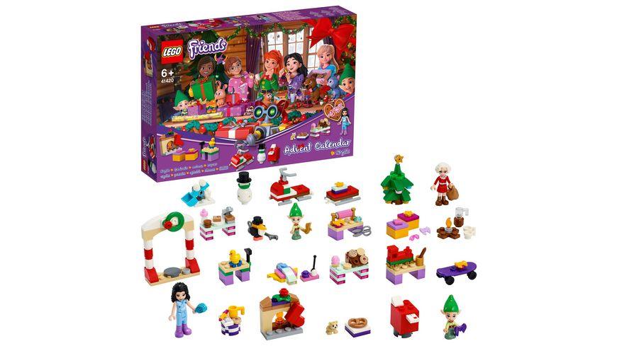 LEGO Friends - 41420 Adventskalender