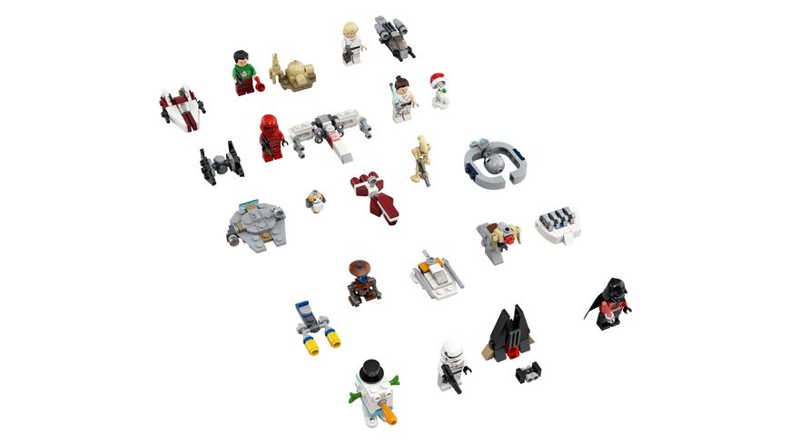 LEGO Star Wars 75279 Adventskalender