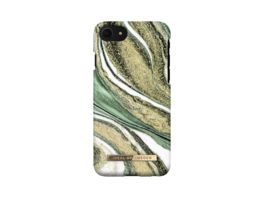 IDEAL OF SWEDEN Fashion Case iPhone 6 7 8 Cosmic Green Swirl
