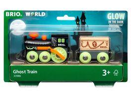 BRIO Bahn Geisterzug Glow in the Dark