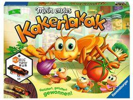 Ravensburger Spiel Mein erstes Kakerlakak