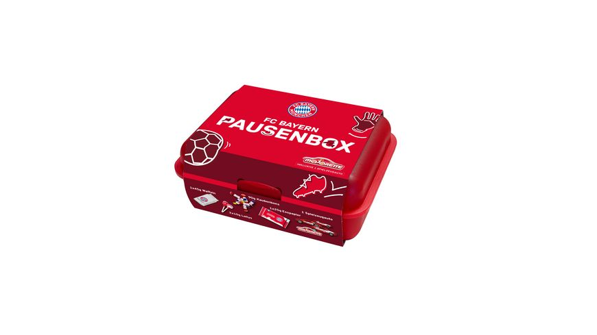 FC BAYERN MÜNCHEN Pausenbox 180g