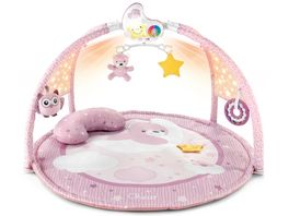 Chicco 3 in 1 Baby Spieldecke pink