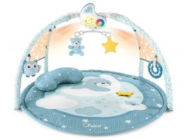 Chicco 3 in 1 Baby Spieldecke blau