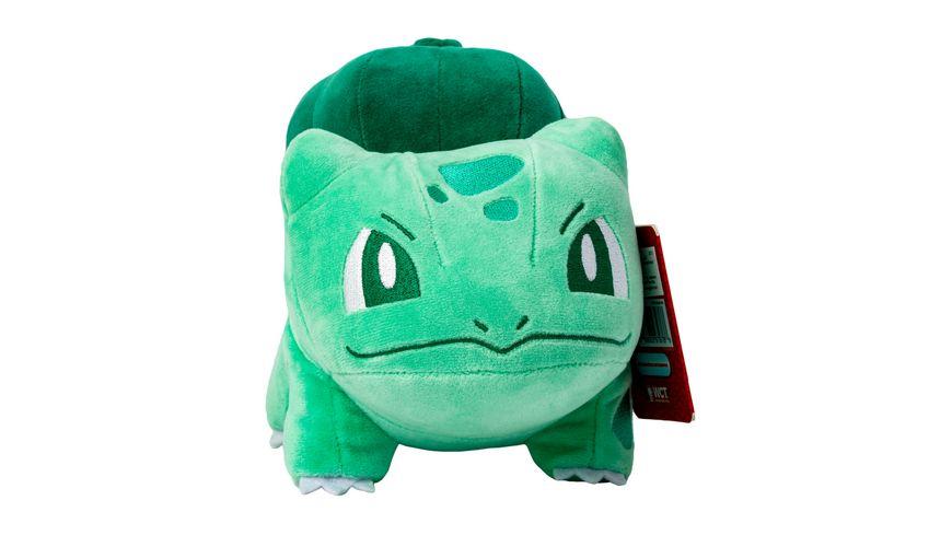 Pokémon - Bisasam - Monochrom Plüsch 20 cm