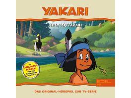 Yakari Best Of Box Hoerspiel
