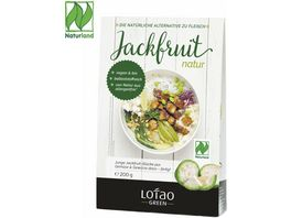 Lotao Green Jackfruit natur bio 200 g