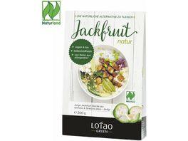 LoTao GREEN Jackfruit natur bio Naturland