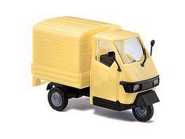 BUSCH 60206 1 87 Bausatz Piaggio Ape 50 Gelb