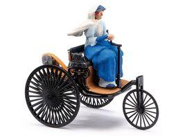 BUSCH 40007 1 87 Benz Patent Motorwagen mit Bertha Benz