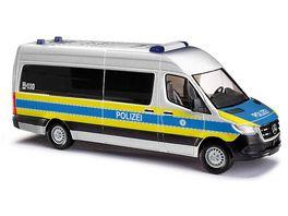 BUSCH 52607 1 87 Mercedes Benz Sprinter Polizei Bayern