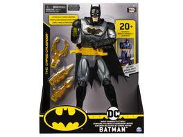 Spin Master Batman 30cm Figur mit Waffenguertel Feature Figure