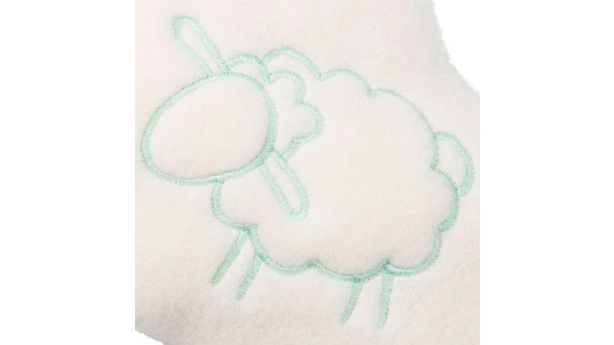 Gruenspecht Traubenkern Wolke Schaf