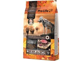 Pro Life MOeSSNER SOFT Trockenfutter HERBST 5kg