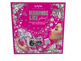 NYX PROFESSIONAL MAKEUP Diamonds Ice Adventskalender
