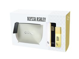 ALYSSA ASHLEY MUSK Eau de Toilette Kosmetiktasche O BAG Set