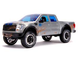 Jada 20th Anniversary Just Trucks 2011 Ford F 150 Raptor S