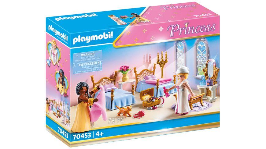 PLAYMOBIL 70453 Princess Schlafsaal