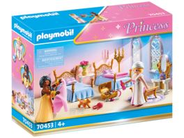 PLAYMOBIL 70453 Princess Schlafsaal