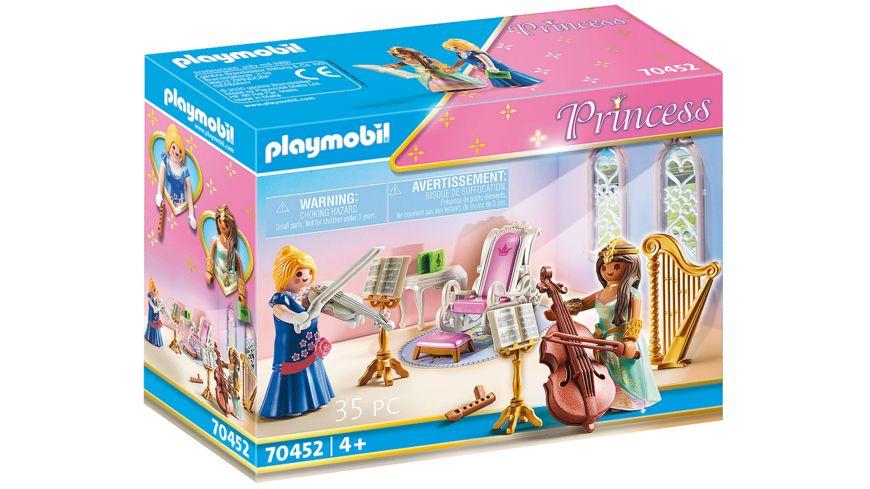 PLAYMOBIL 70452 - Princess - Musikzimmer