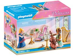 PLAYMOBIL 70452 Princess Musikzimmer
