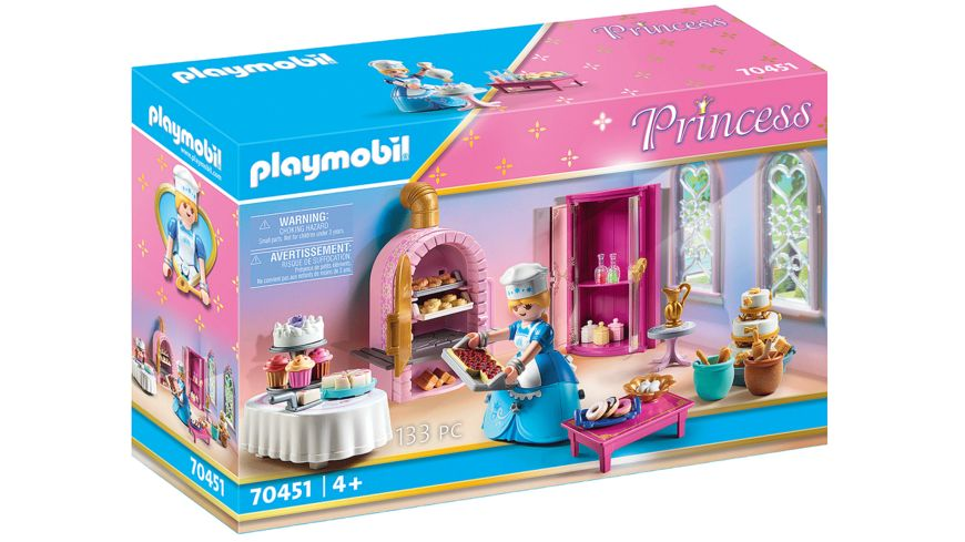 PLAYMOBIL 70451 Princess Schlosskonditorei
