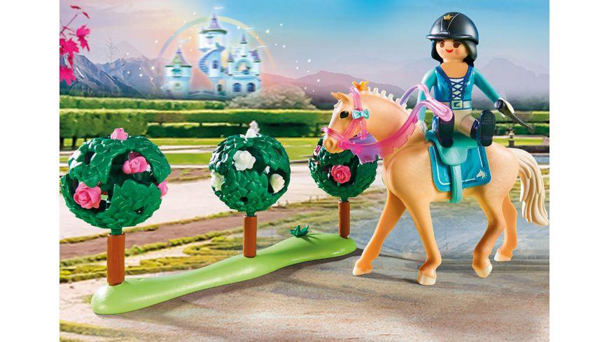 PLAYMOBIL 70450 Princess Reitunterricht im Pferdestall