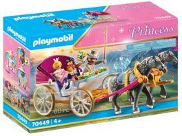 PLAYMOBIL 70449 Princess Romantische Pferdekutsche