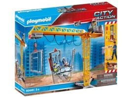 PLAYMOBIL 70441 City Action RC Baukran mit Bauteil