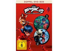 Miraculous 21 22 Die DVD zur TV Serie 2 DVDs