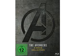 The Avengers 4 Movie Collection 5 BRs
