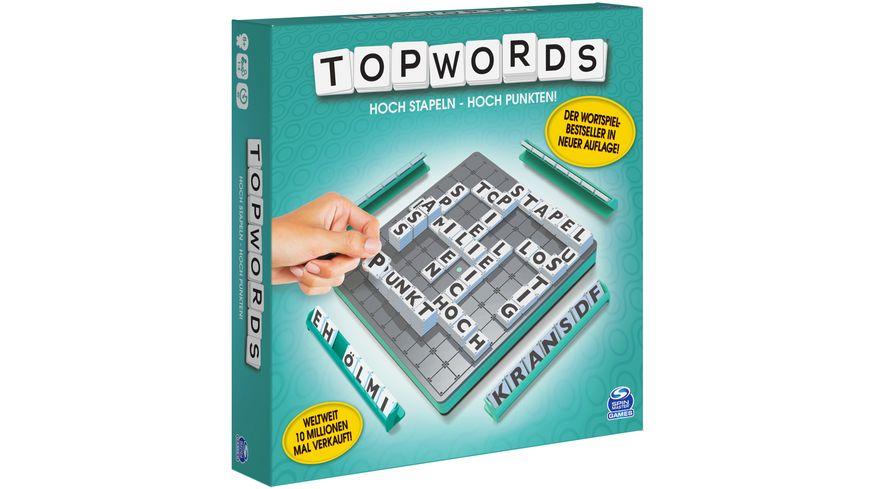 Spin Master Games - Topwords